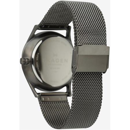 SKAGEN Uhr HOLST in grau für 87€ (statt 123€)