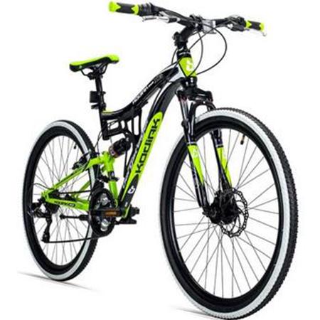 Bergsteiger Mountainbike Kodiak – 24 oder 26 Zoll für 263,90€ (statt 360€)