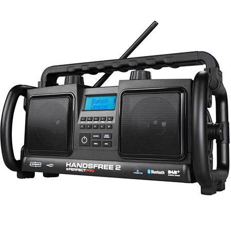 PerfectPro Handsfree 2 Baustellenradio für 169€ (statt 199€)