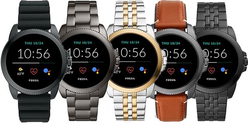 Fossil Gen 5E Smartwatch in verschiedenen Ausführungen für 160,30€ (statt 229€)