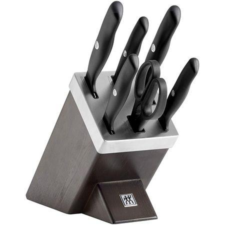 """Zwilling Messerblock Set """"Life"""" 7 teilig und selbstschärfend für 125,99€ (statt 149€)"""