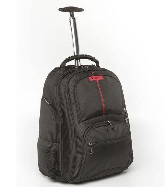 Verbatim Paris Backpack Roller 17 Koffer für 31,18€ (statt 79€)