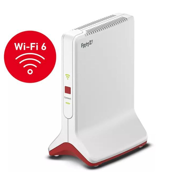 AVM FRITZ!Repeater 6000 WLAN AX (Wi-Fi 6) Mesh Repeater für 173,59€ (statt 197€)