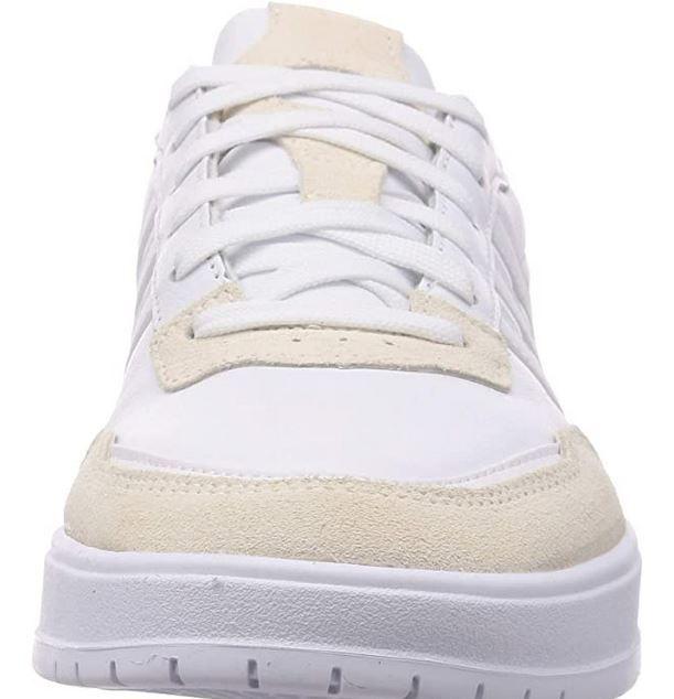 Adidas Courtmaster cloud white unisex Sneaker für 28,19€ (statt 44€) Restgrößen