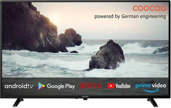 Coocaa 32S3M LED TV mit 32 Zoll / 81 cm ab 169€ (statt 199€)