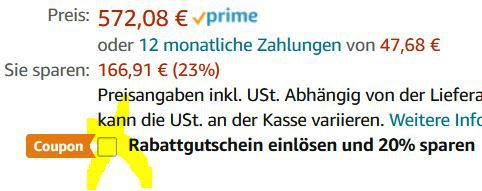 Bosch INDEGO XS 300 (Modell 2021) Rasenmäher Roboter für 457,66€ (statt 568€)