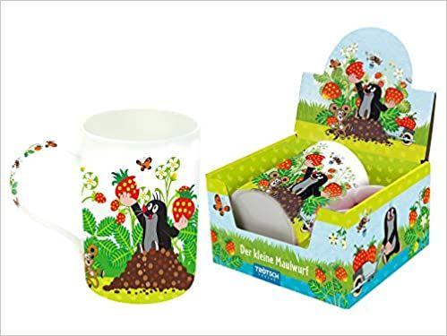 Der kleine Maulwurf Tasse für 4,99€ (statt 8€)
