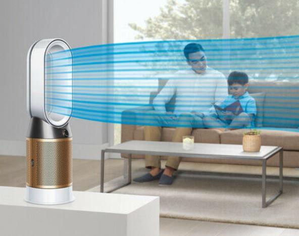 Dyson Pure Hot+Cool Cryptomic Luftreiniger mit Heizlüfter und Ventilator für 509€ (statt 559€)