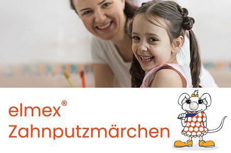 Elmex: Kostenlose Zahnputzmärchen