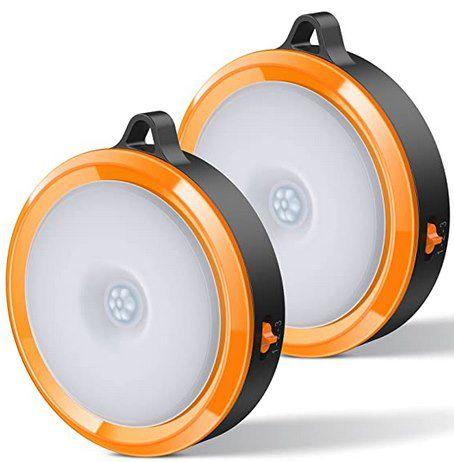 2er Pack: ZMNT LED Nachtlicht mit Akku für 15,99€ (statt 30€)