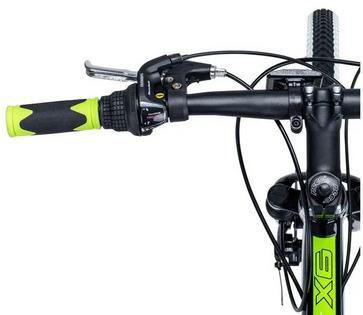 Bergsteiger Mountainbike Kodiak   24 oder 26 Zoll für 263,90€ (statt 360€)
