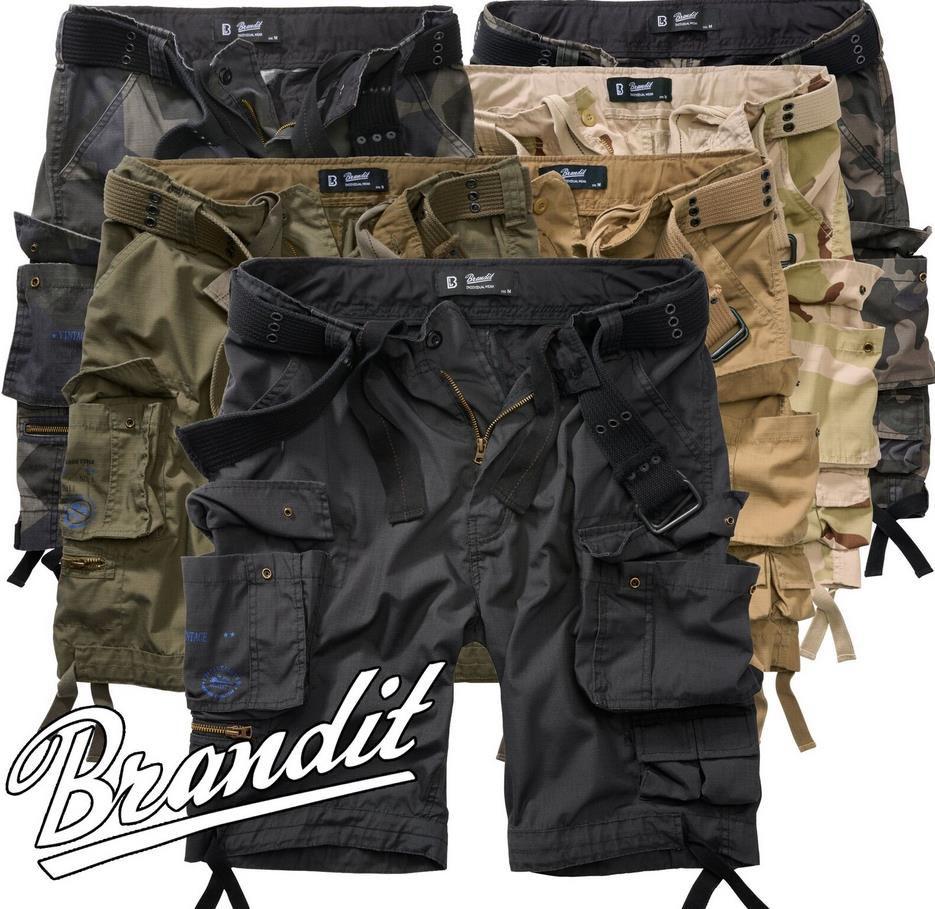 Brandit Savage Ripstop   Herren Cargo Shorts für 29,90€ (statt 40€)