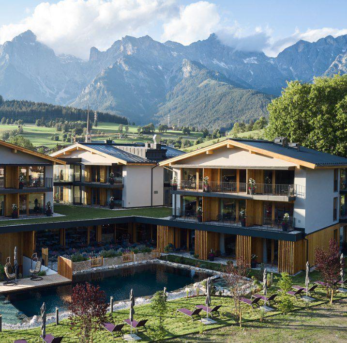 2 ÜN im Salzburger Land in Junior Suite im 4* Hotel mit Frühstück, Dinner & Wellness ab 174€ p.P.