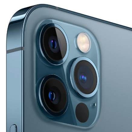 Apple iPhone 12 Pro 128GB in Pazifikblau für 899€ (statt 979€)