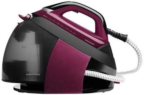 Grundig Dampfbügelstation SIS 9870 in schwarz/violett für 116,89€ (statt 160€)