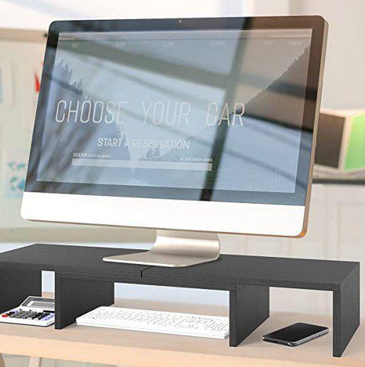 ATUMTEK ATMS069 Laptop- & Monitorständer für 20,99€ (statt 30€)