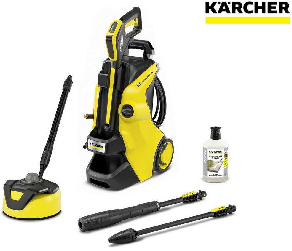 Kärcher K 5 Full Control Home Hochdruckreiniger bis zu 145 bar & 500l/h für 288,90€ (statt 418€)
