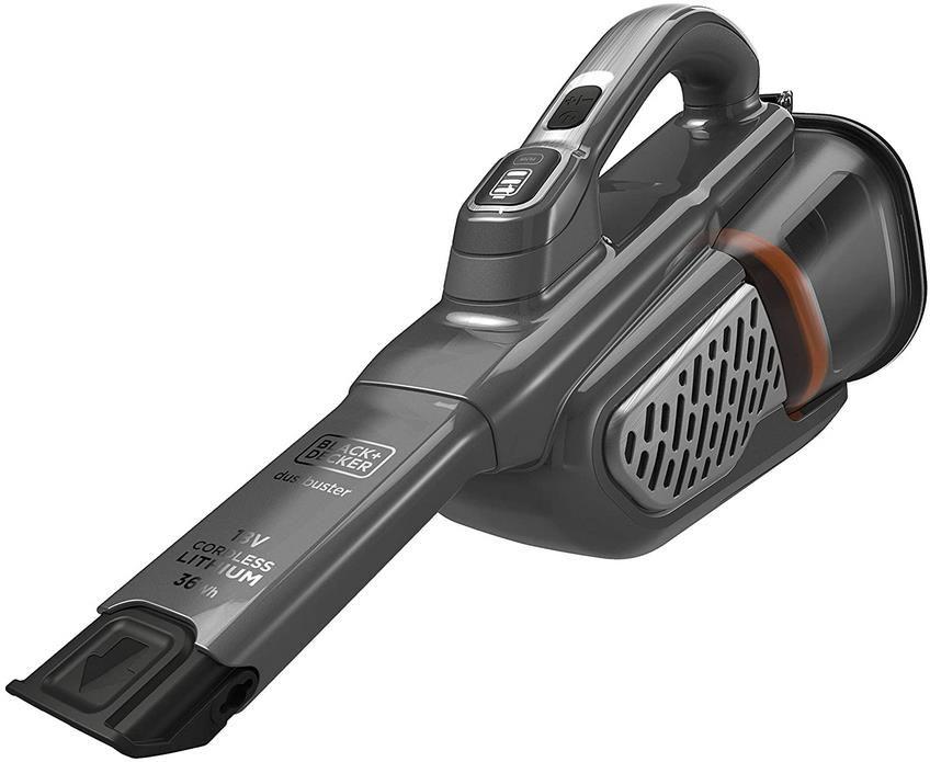 Black+Decker 36 Wh / 18 V Akku Handstaubsauger für 68,99€ (statt 102€)