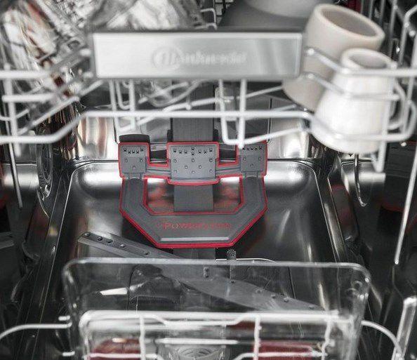 Bauknecht BSUO 3O33 PF Geschirrspülmaschine für 349,40€ (statt 441€)