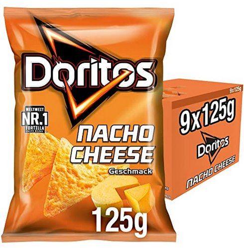 9er Pack Doritos Tortilla Nachos in 3 Sorten ab je 6,68€ (statt 13€)