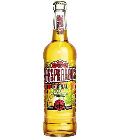 12x 0.65L Desperados Bier mit Tequila Flavor für 26,99€ (statt 35€)
