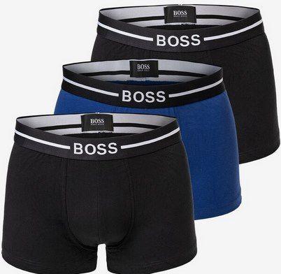 🔥 3er Pack BOSS Retro Boxershorts aus Bio Baumwollmischung für 27,93€ (statt 36€)