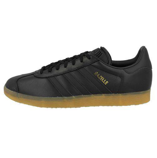 adidas Originals Gazelle Sneaker in Schwarz für 39,98€ (statt 65€) – nur 40 – 44