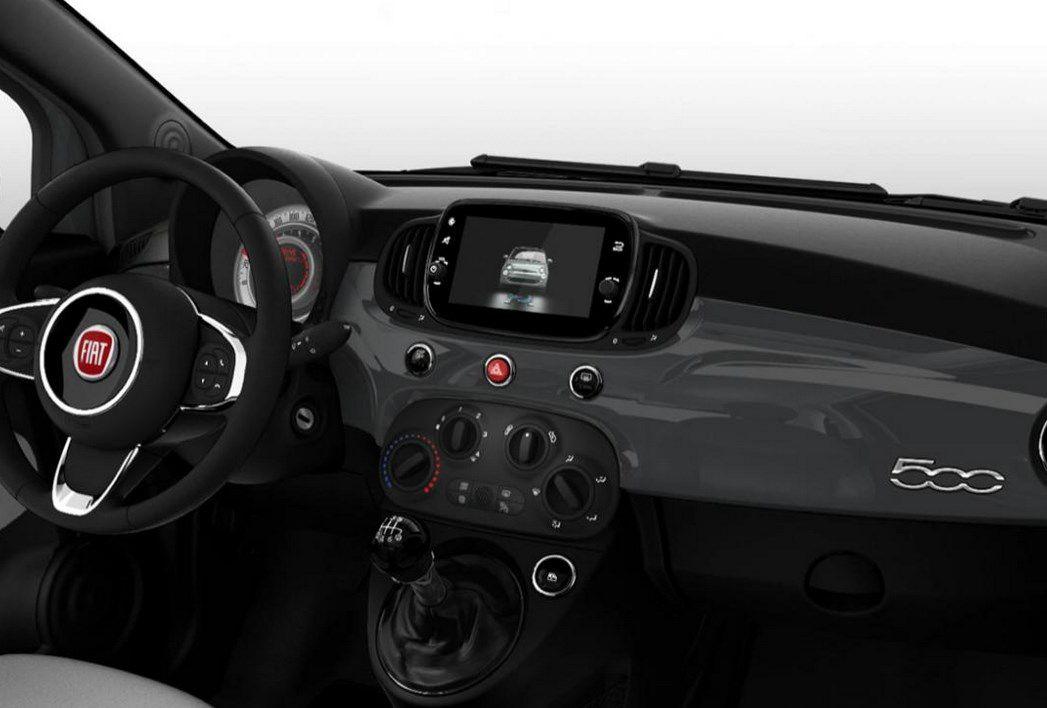 Privat & Gewerbe: Fiat 500C Cabrio Dolcevita 1.0 GSE Hybrid mit 69 PS für 77€ mtl.   LF 0,39