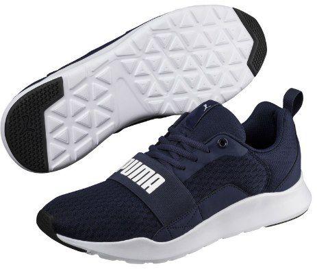 Puma Wired Sneaker in Blau für 23,99€ (statt 44€)
