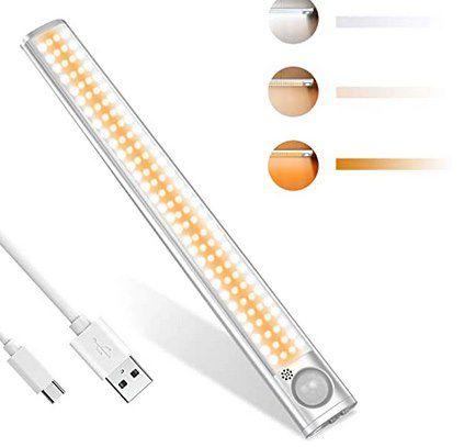LED Schrankbeleuchtung mit 120 LEDs & 3 Modi für 14,49€ (statt 29€) – Prime
