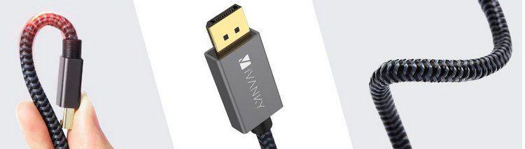iVANKY Mini Display Port zu Displayport Kabel (1m) für 4,50€ (statt 10€)   Prime