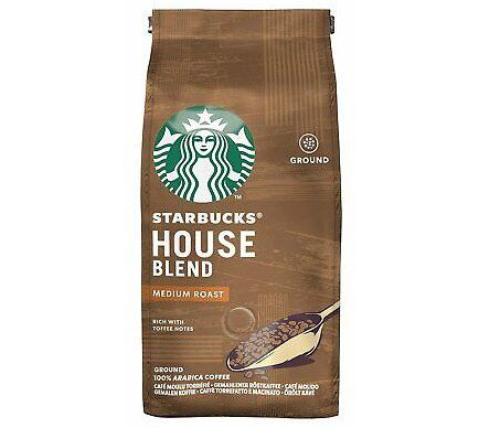 6x 200g Starbucks House Blend Filterkaffee für 17,99€ (statt 24€) – MHD 18.06.