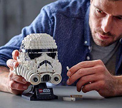 Lego 75276 Star Wars Stormtrooper Helm für 37,59€ (statt 45€)