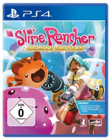 Slime Rancher Deluxe Edition – [PlayStation 4] für 13,98€ (statt 20€)