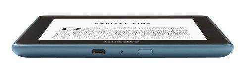 Kindle Paperwhite (2018) 8GB WLAN mit Spezialangeboten in Blau für 69,99€ (statt 103€)