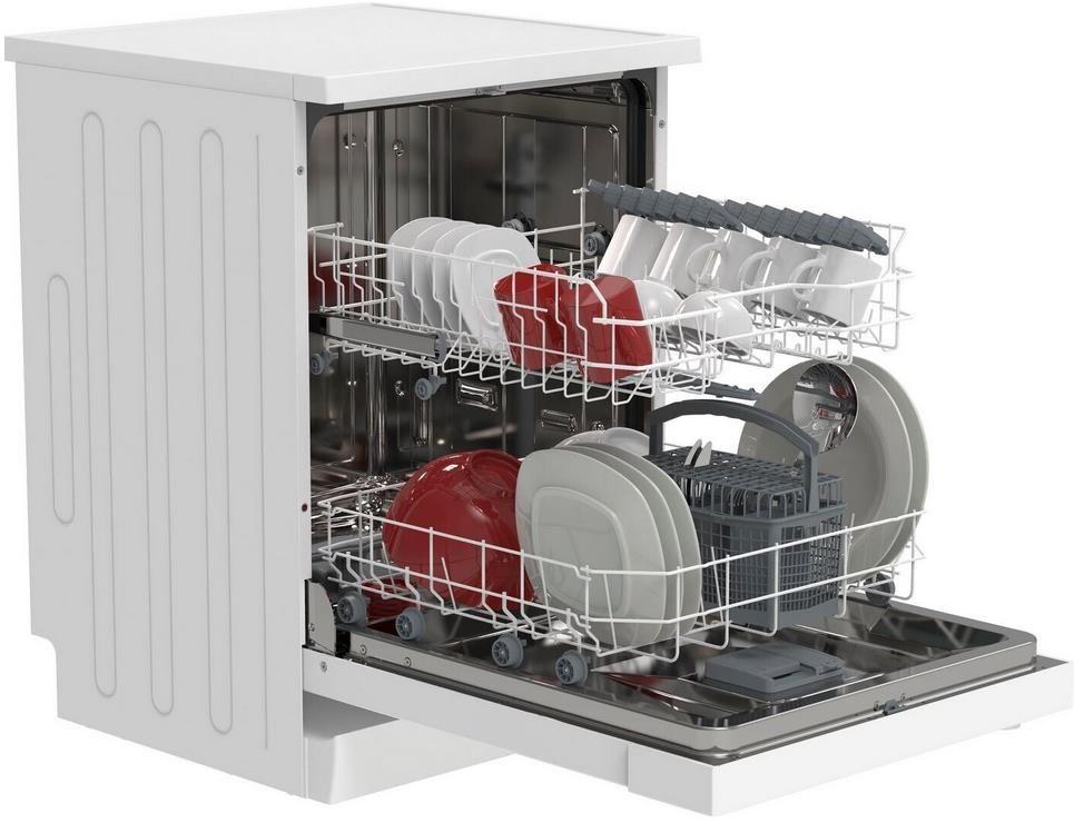 Sharp QW GX13F47EW DE Spülmaschine für 249€ (statt 276€)