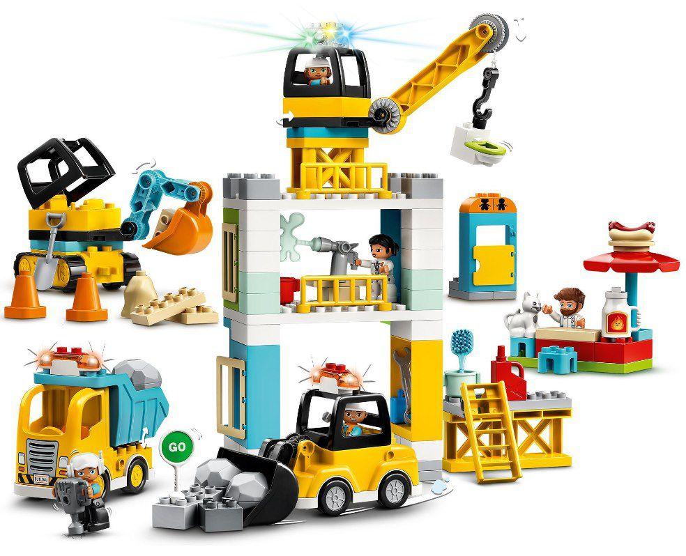 LEGO 10933 Große Baustelle mit Licht und Ton für 69€ (statt 80€)