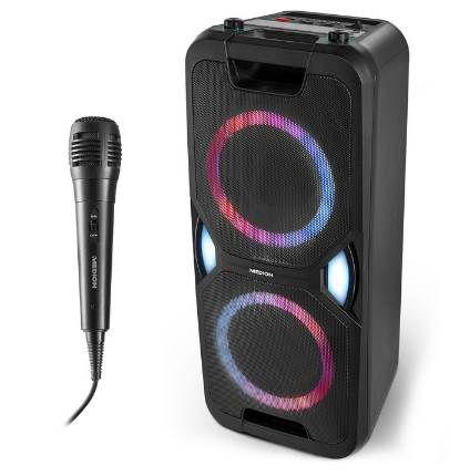 Medion P67038 Soundsystem mit Bluetooth & Mikrofon für 97,49€ (statt 117€)