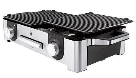 WMF Lono Master Grill mit spülmaschinenfesten Grillplatten für 118,90€ (statt 144€)