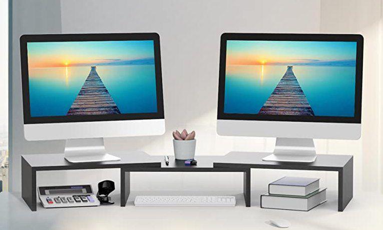 ATUMTEK ATMS069 Laptop  & Monitorständer für 20,99€ (statt 30€)