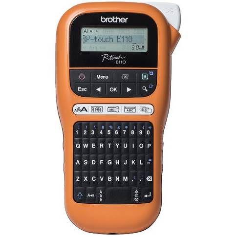 Brother P-Touch PT-E110 Beschriftungsgerät ab 20,99€ (statt 32€)
