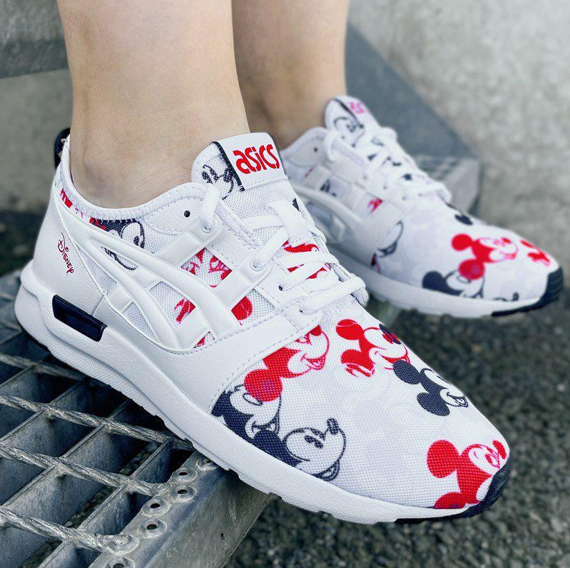 ASICS Damen Sneaker GEL-Lyte Disney Hikari für 33,94€ (statt 53€)