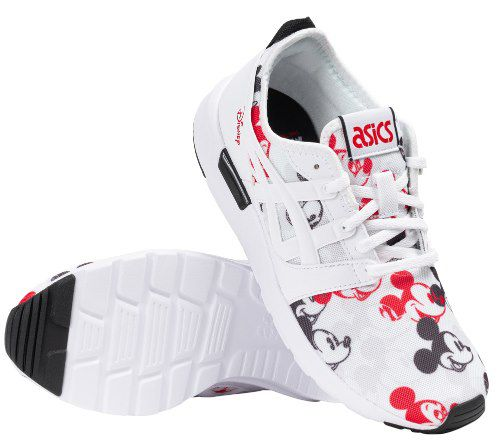 ASICS Damen Sneaker GEL Lyte Disney Hikari für 33,94€ (statt 53€)