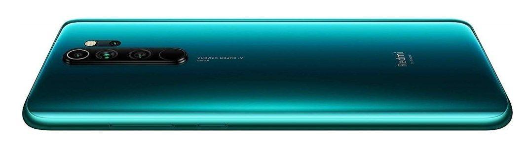 Xiaomi Redmi Note 8 Pro 128GB in Forest Green für 159,15€ (statt 186€)