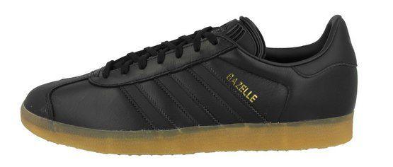 adidas Originals Gazelle Sneaker in Schwarz für 39,98€ (statt 65€)   nur 40   44