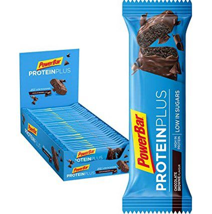 30x 35g PowerBar Protein Plus Riegel in 3 Sorten für je 18,99€ (statt 27€)
