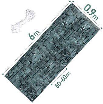 30% Rabatt auf Balkonverkleidung (Sichtschutz)   z.B. 6m Länge ab 13,99€ (statt 20€)
