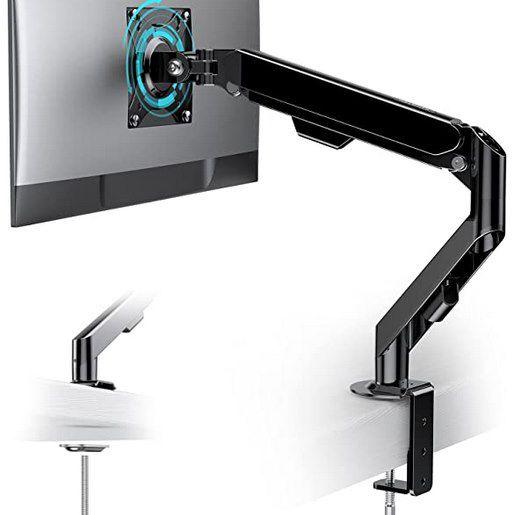 ATUMTEK Monitorhalterung für 1 oder 2 Monitore ab 23,99€ (statt 30€)