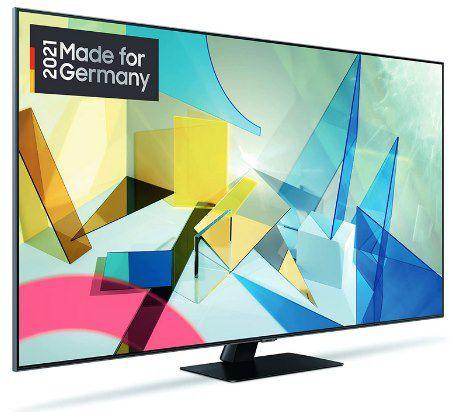 Samsung GQ55Q80TCTXZG QLED Smart TV für 899€ (statt 1.199€)