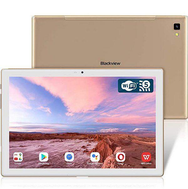 Blackview Tab 8E – 10.1 Zoll Tablet mit Android 10 & 32GB für 103,94€ (statt 140€)